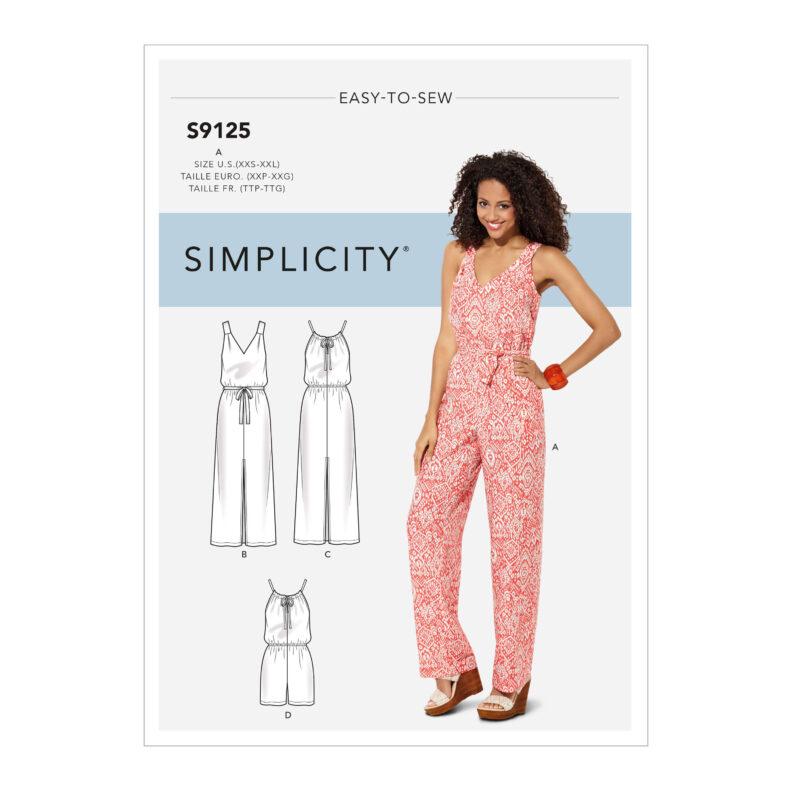 Simplicity S9125