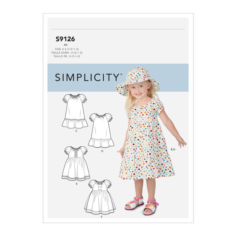 Simplicity S9126