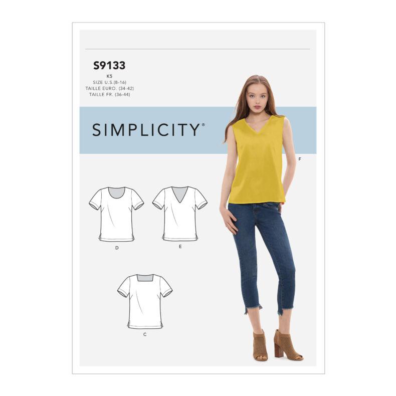 Simplicity S9133