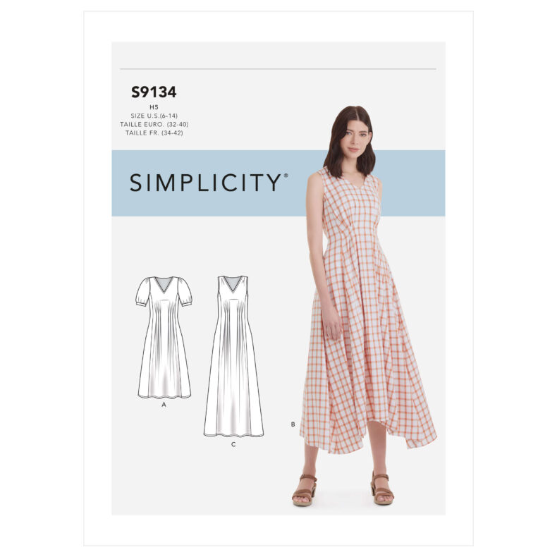 Simplicity S9134