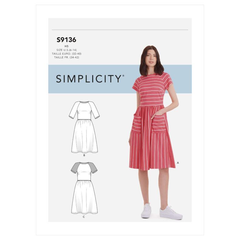 Simplicity S9136