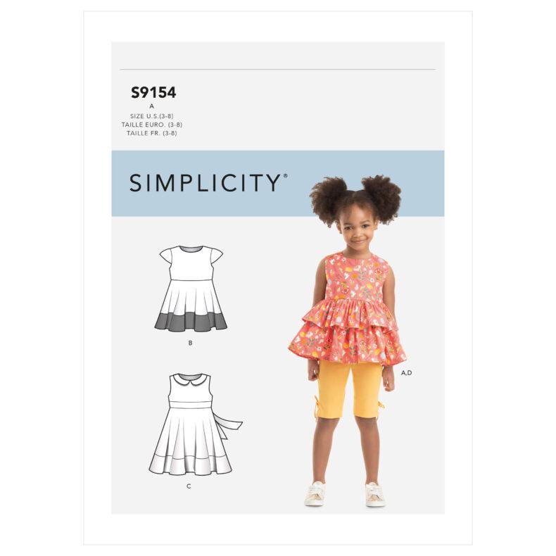 Simplicity S9154