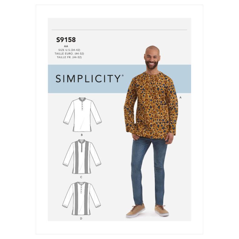 Simplicity S9158