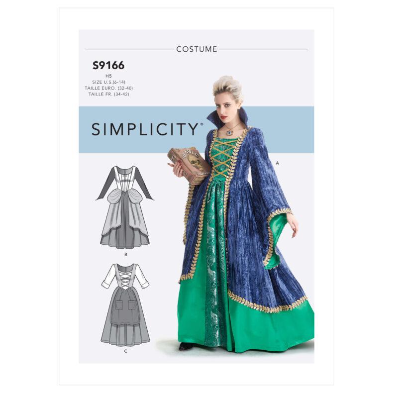 Simplicity S9166