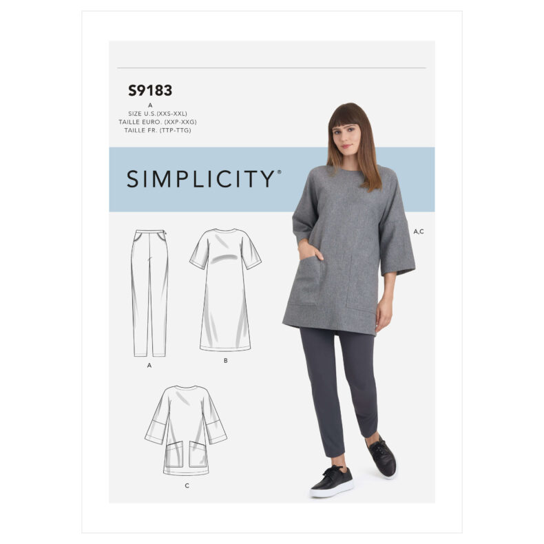 Simplicity S9183