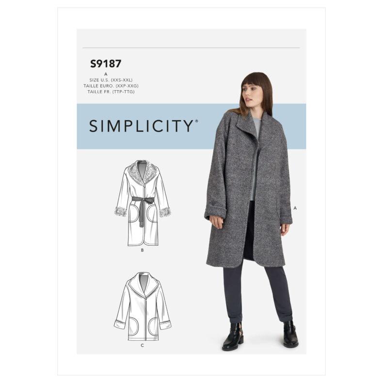 Simplicity S9187