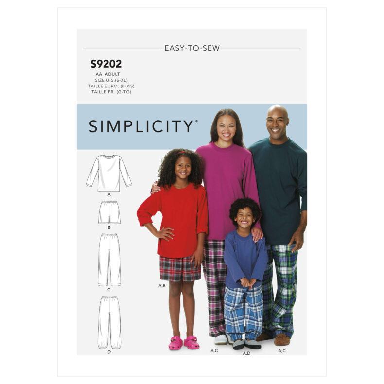 Simplicity S9202