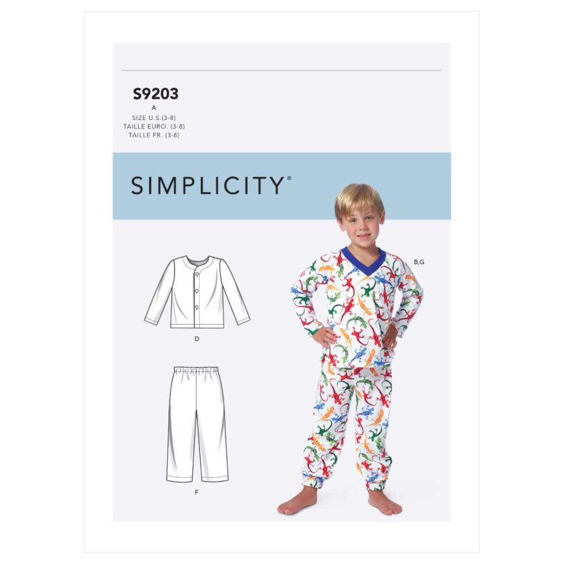 Simplicity S9203