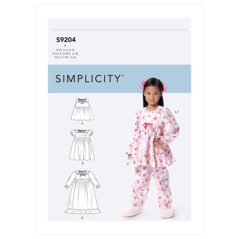 Simplicity S9204