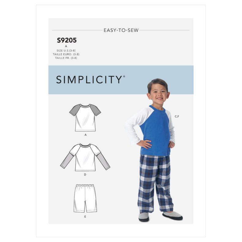 Simplicity S9205