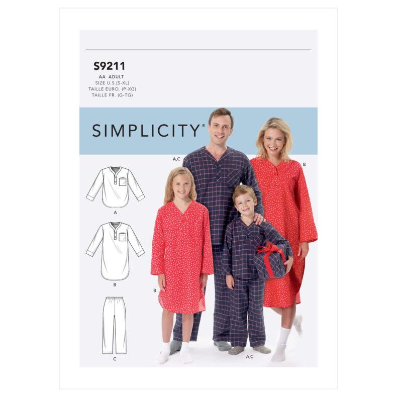Simplicity S9211