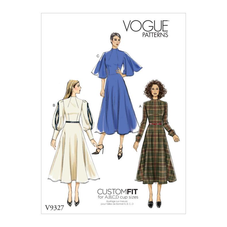 Vogue V9327