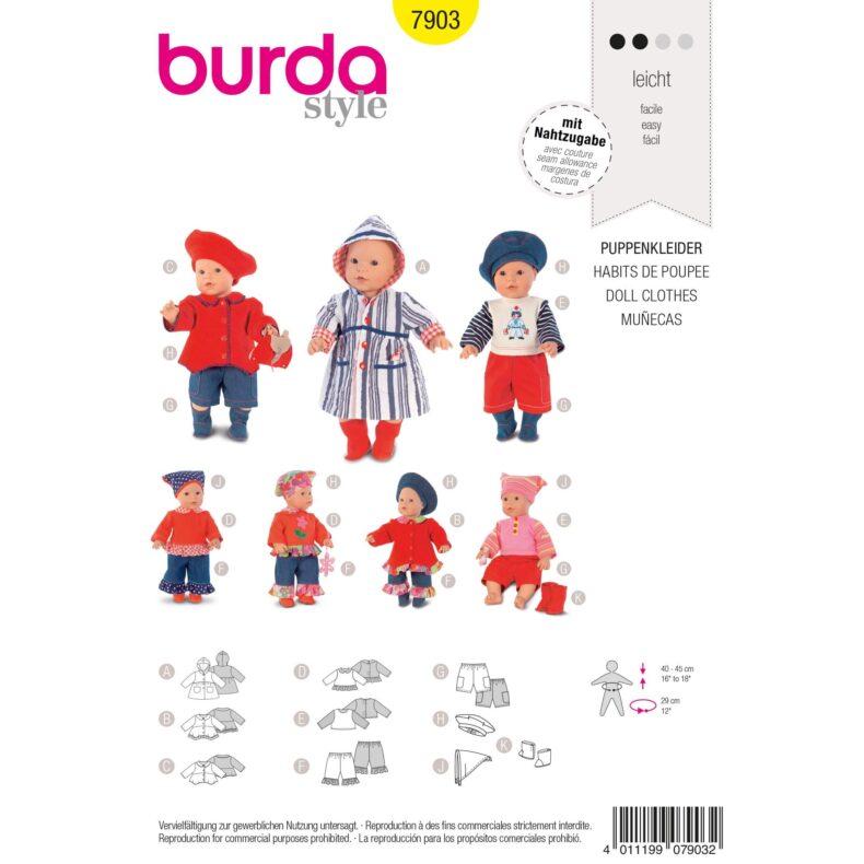 Burda 7903