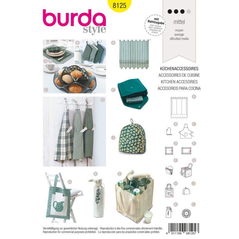 Burda 8125