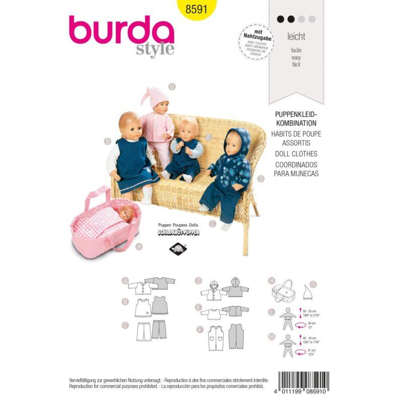 Burda 8591
