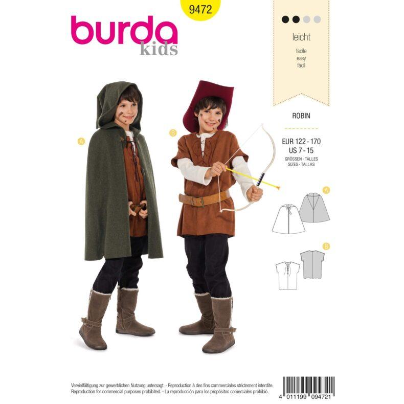 Burda 9472
