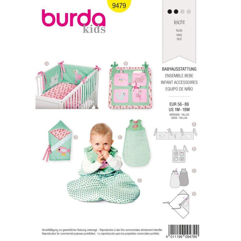 Burda 9479