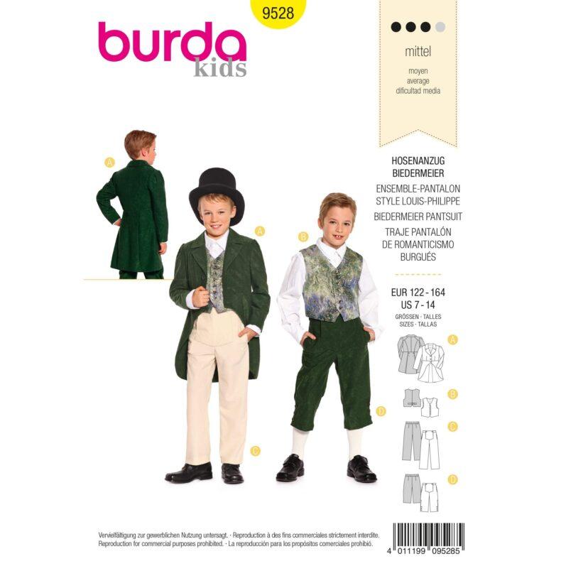 Burda 9528