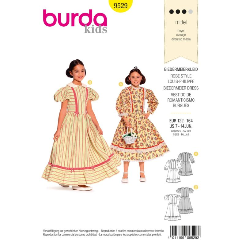 Burda 9529