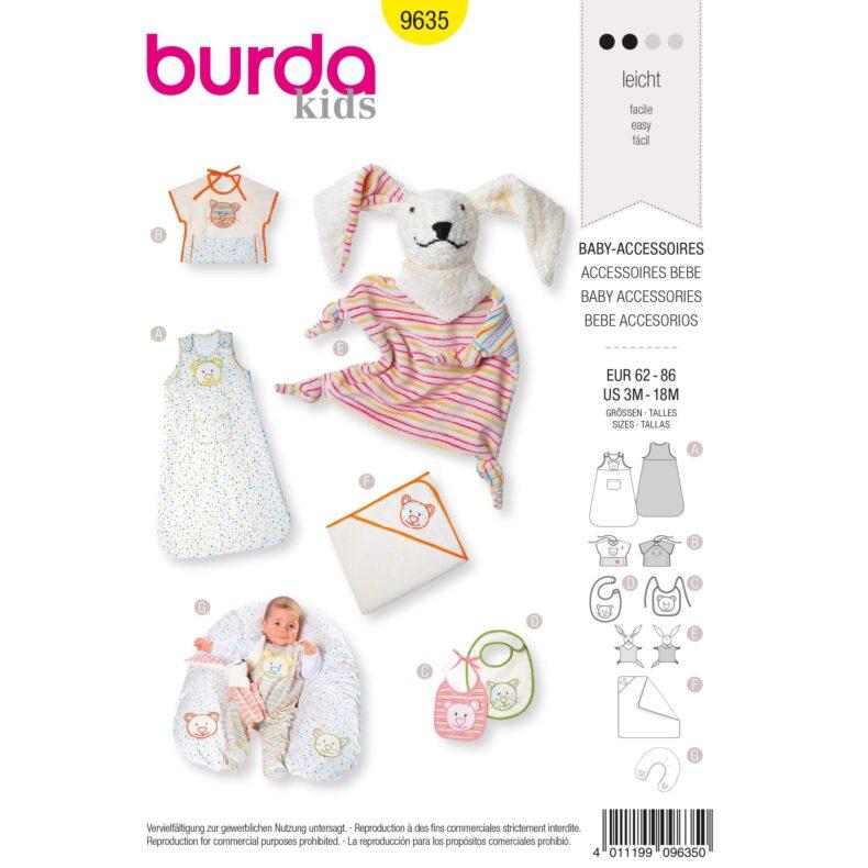 Burda 9635