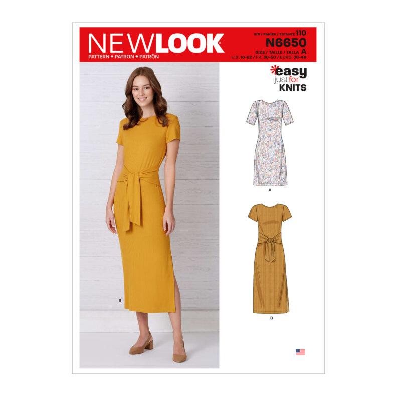 New Look N6650