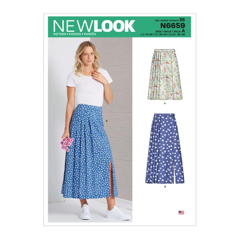New Look N6659