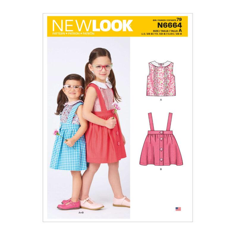 New Look N6664