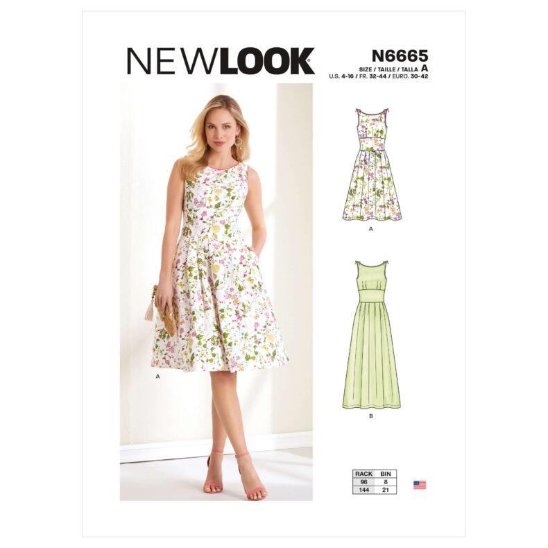 New Look N6665