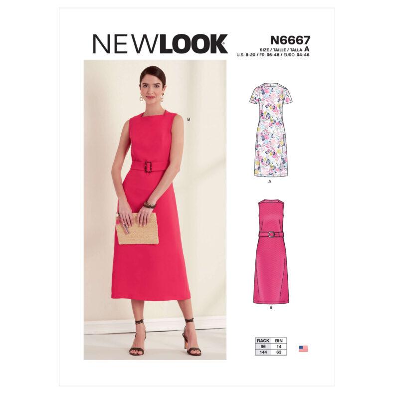 New Look N6667