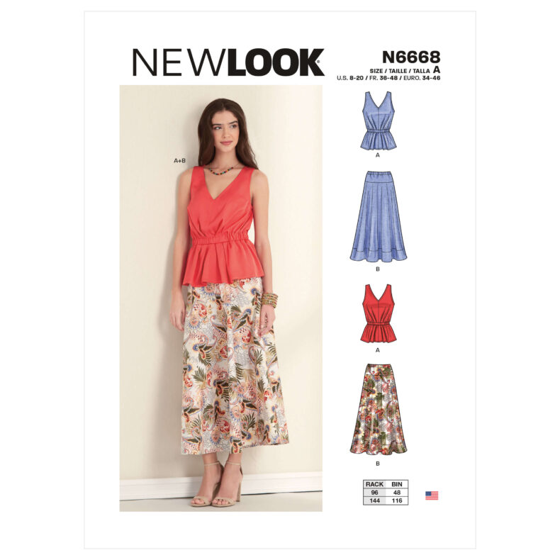 New Look N6668