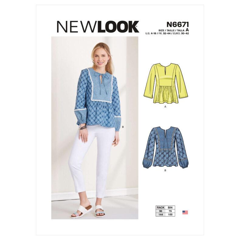 New Look N6671
