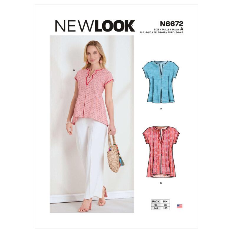 New Look N6672