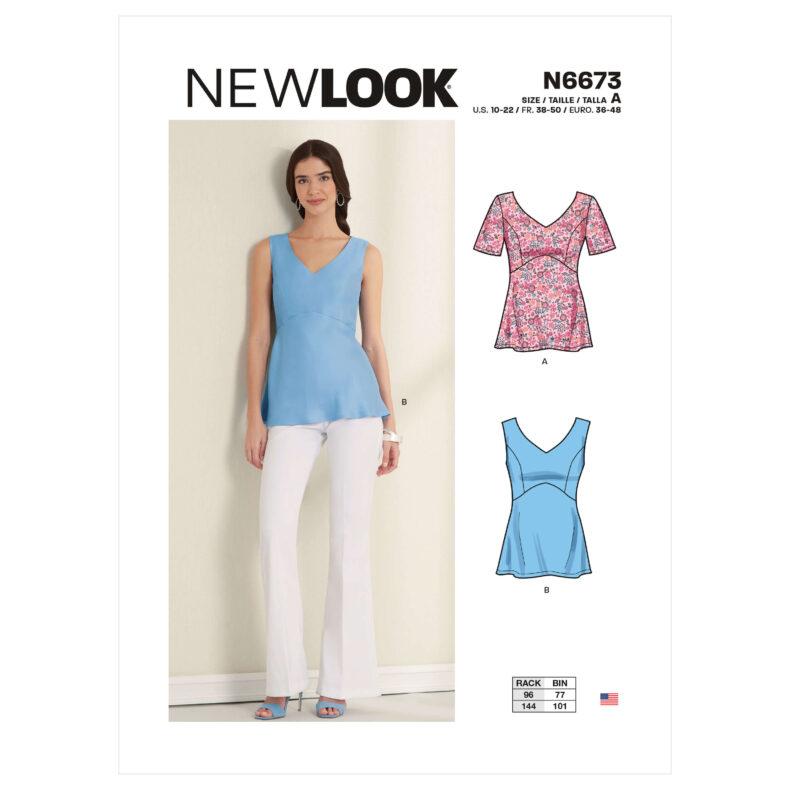 New Look N6673