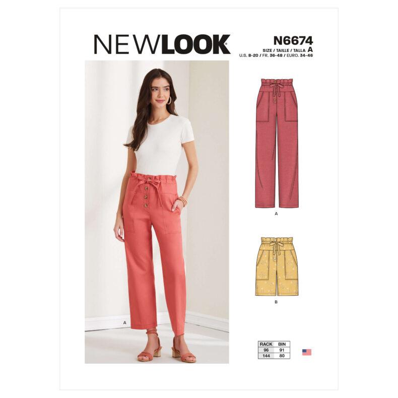 New Look N6674