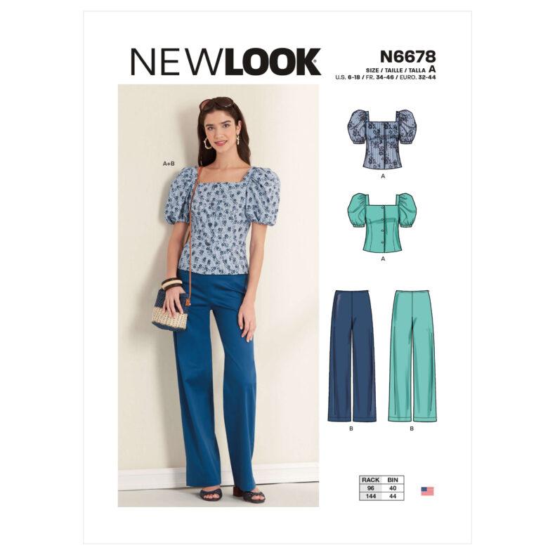 New Look N6678