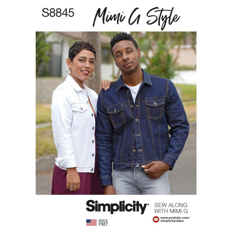 Simplicity S8845