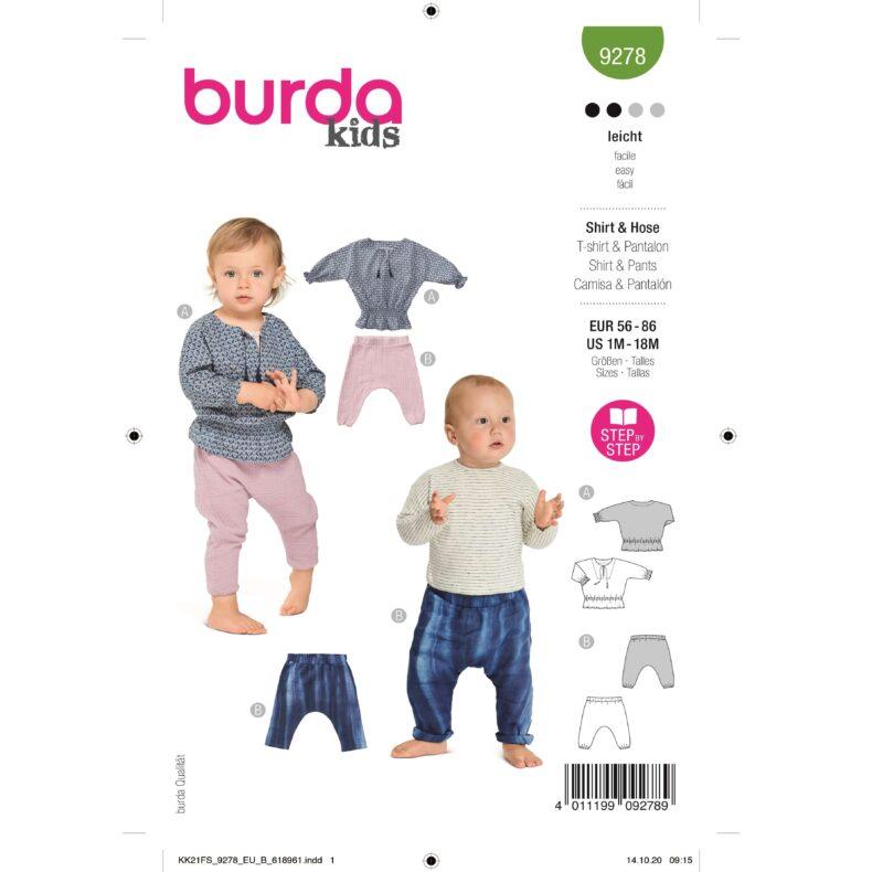 Burda 9278