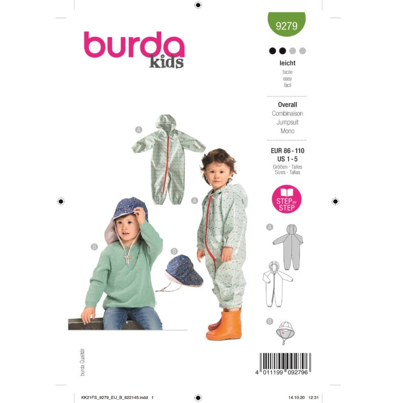 Burda 9279
