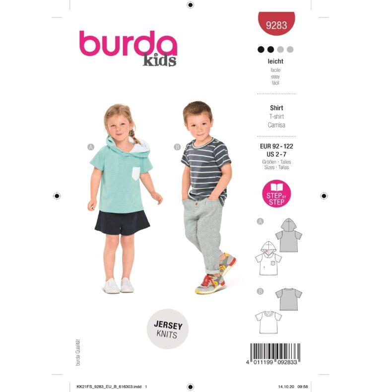 Burda 9283