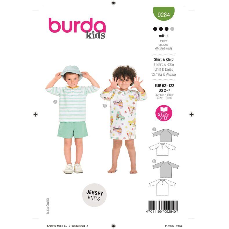 Burda 9284