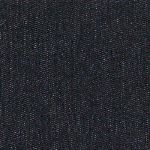 Tung denim - Svart