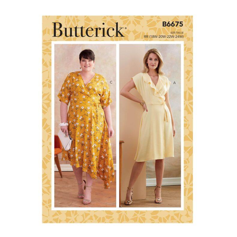Butterick B6675