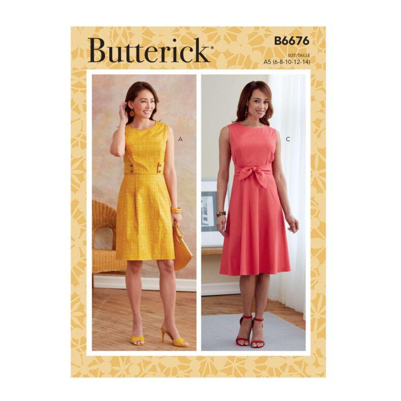 Butterick B6676