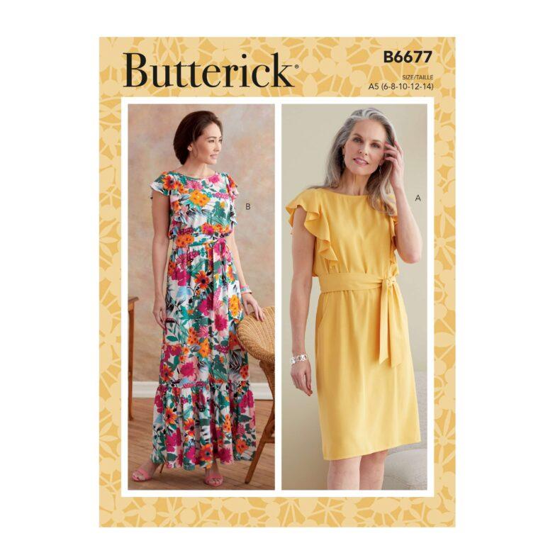 Butterick B6677