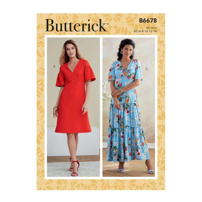 Butterick B6678