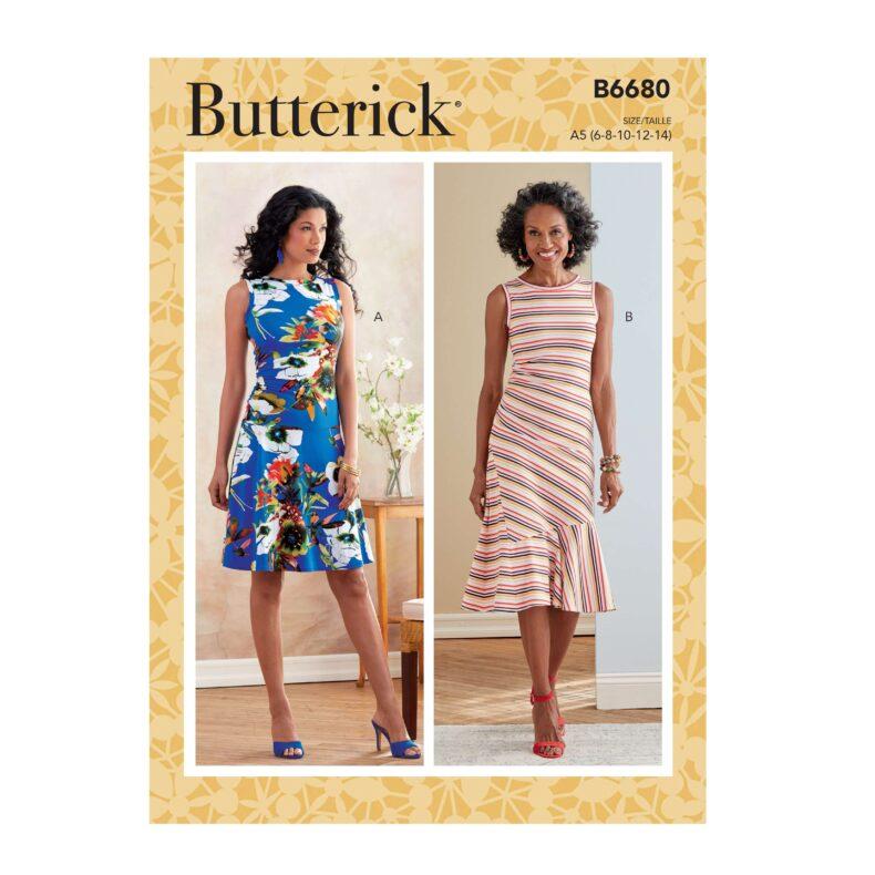 Butterick B6680