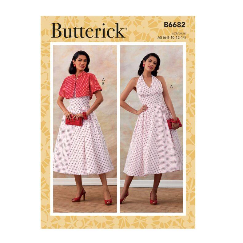 Butterick B6682