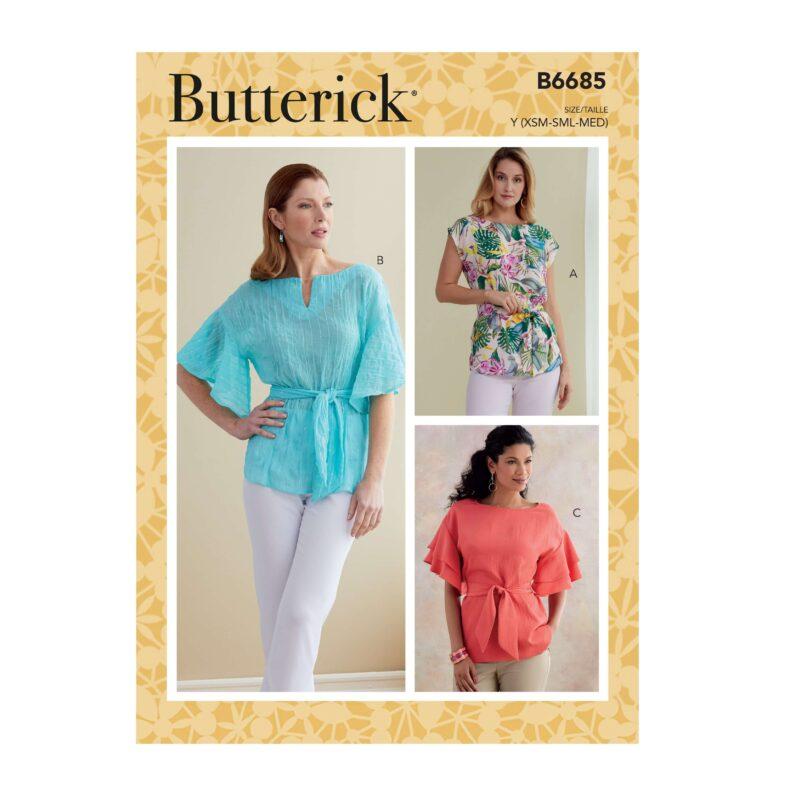Butterick B6685