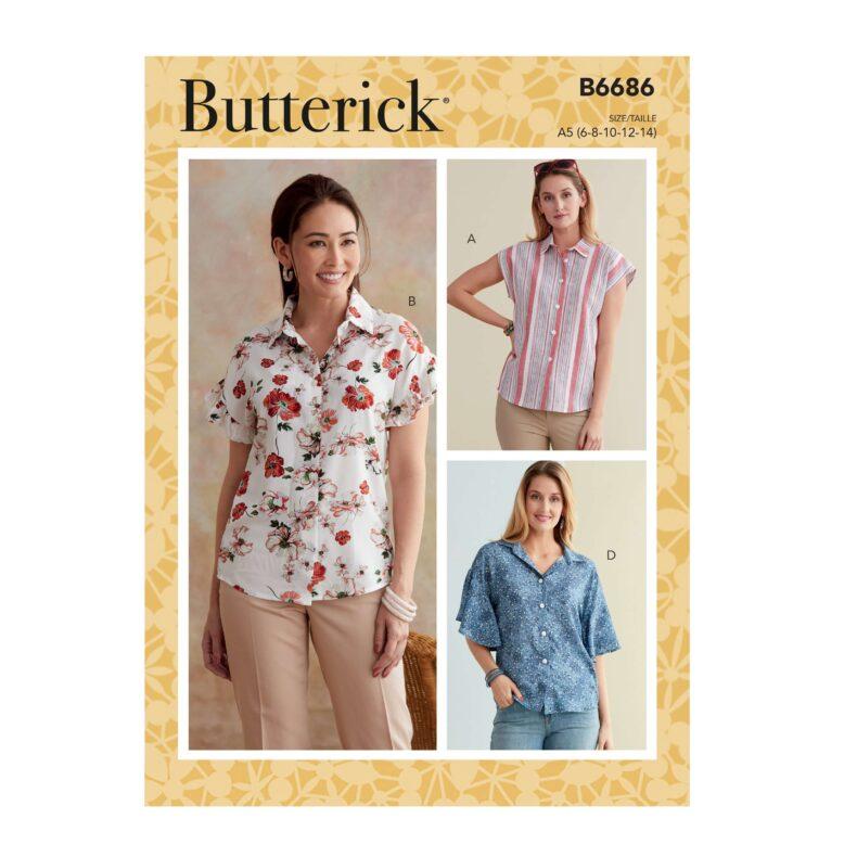 Butterick B6686
