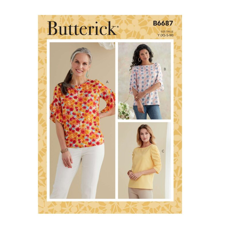 Butterick B6687